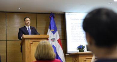 """ADVERTENCIA :Jean Rodríguez: """"Lucha contra el lavado de activos y el financiamiento del terrorismo constituye una prioridad para la República Dominicana"""""""