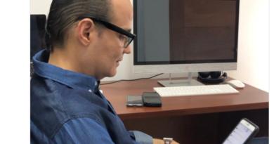 ALERTA :Ramfis Domínguez Trujillo califica como métodos de opresión de las dictaduras, las intervenciones telefónicas