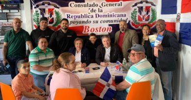 Consulado en Boston realiza operativo en New Hampshire con servicios sociales del Gobierno