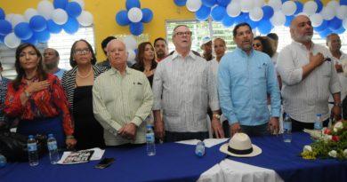 Hipólito Mejía: Tenemos que luchar por aumentar la confianza en el destino del país y devolverle la esperanza del dominicano en su tierra.