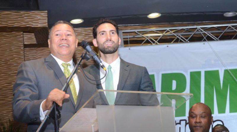 SE GUAYO EL PRINCIPE ;Partido Verde anuncia Karim Abu Naba´a no será su candidato a la presidencia