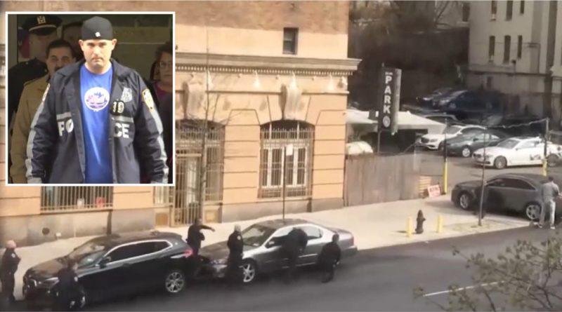 El NYPD confirma dominicano que mató agente en el Alto Manhattan era pandillero de Los Trinitarios