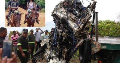 La PN a NBC: alcohol, velocidad y carreteras oscuras pudieron ser factores de muertes de turistas
