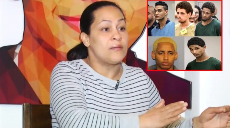 Madre de Junior pide 300 años para asesinos trinitarios y rechaza acuerdo con fiscales