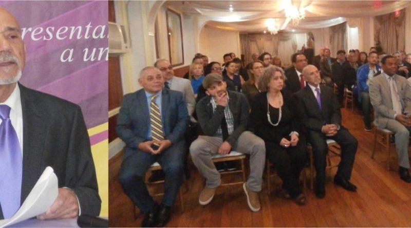 Ortiz lanza aspiración a diputado en ultramar y pide apoyo al Gobierno en acto del 4 de mayo