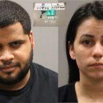 Pareja dominicana arrestada en allanamiento con 5.300 bolsas de heroína, armas y dinero en efectivo