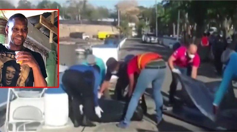 Policía Nacional de RD envía tatuaje a hermano de turista encontrado muerto en San Soucí para ayudar a identificar cadáver