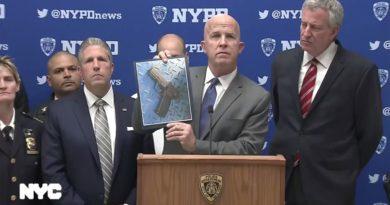 Policía mata de un balazo en el pecho presunto pandillero dominicano que hirió oficial en el Alto Manhattan