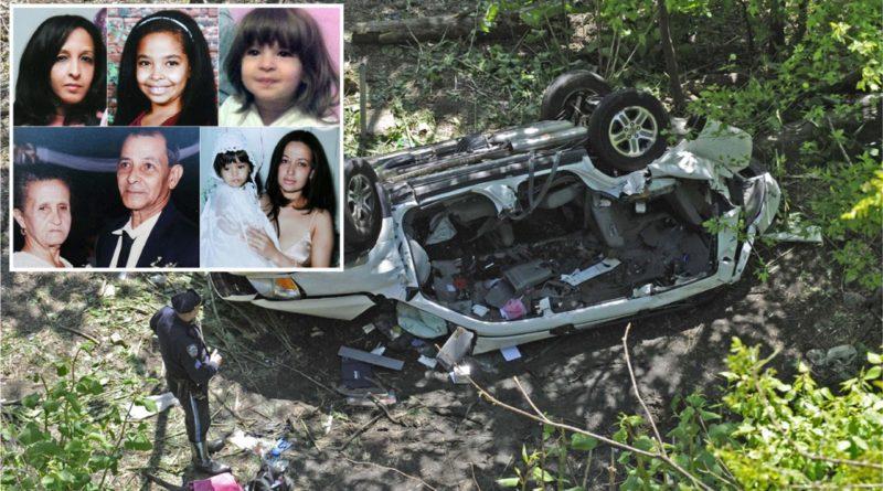 Recuerdan siete dominicanos muertos en brutal accidente en El Bronx cuando se dirigían a iglesia