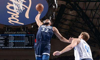 Towns y Horford brillan para los Wolves y Celtics