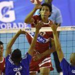 República Dominicana vence a Nicaragua en Copa Sub-19 de voleibol