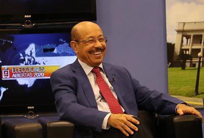 """""""Danilo Medina no ha violado la constitución."""