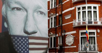ALERTA:Condenan a Julian Assange a más de 11 meses de prisión por violar las condiciones de su libertad bajo fianza