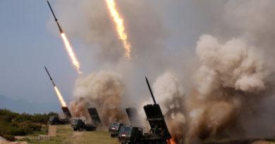 """Pionyang declara que el lanzamiento de proyectiles de corto alcance fue parte de unos ejercicios """"regulares"""""""