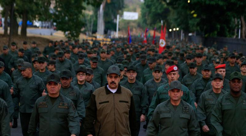 Maduro responde a incursión de buque estadounidense en aguas venezolanas