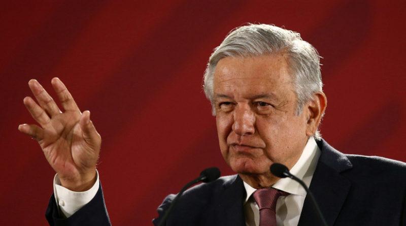 """López Obrador anuncia la creación de un instituto para """"devolverle al pueblo lo robado"""""""