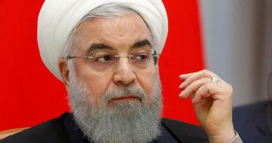 """""""No hay conversaciones, solo resistencia"""": Rohaní descarta negociar la situación actual con EE.UU."""