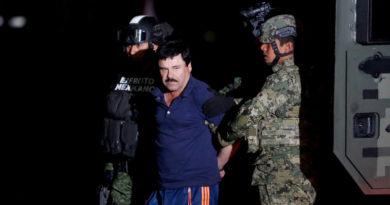 El Gobierno estadounidense teme que el 'Chapo' escape de prisión y solicita a juez negarle ejercicio al aire libre