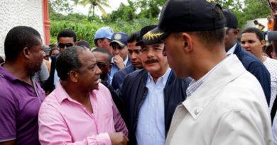 """Vamos a ver"", dijo Danilo Medina sobre su repostulación"