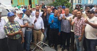 ALERTA: Dirigentes del PLD en los Cacaos Pasan al Partido Revolucionario Moderno