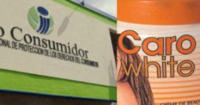 ALERTA :Pro Consumidor exhorta descontinuar uso de crema blanqueadora Caro White