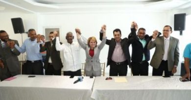 ATENCIÓN: Aspirante a Alcalde del PRM Eduardo Ramirez y su equipo pasan a apoyar aspiración de Lucia Medina a la senaduría