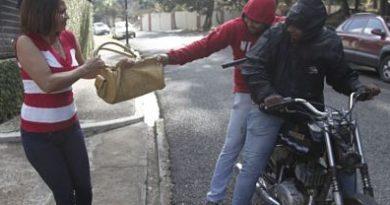 ATENCIÓN: Denuncian ola de atracos en la ciudad de Baní