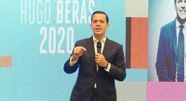 ATENCIÓN: HugoBeras presenta plan de seguridad ciudadana para el DN