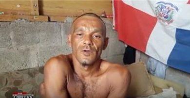 ATENCION :Hombre desmiente haber sido herido en un punto de drogas; dice fue para atracarlo