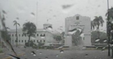 Atención sanjuaneros! estamos en alerta verde, seguirá lloviendo según la ONAMET