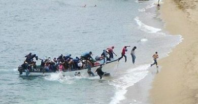 Atrapan 57 dominicanos que se dirigían a Puerto Rico
