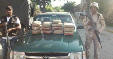 CON LA MANO EN LA MASA:Apresan infraganti en Dajabón hombre robando Pavos