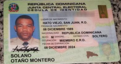 Cabo del Ejército muere en accidente de tránsito en San Juan