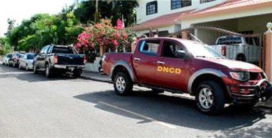 DNCD realiza mas de 100 operativos durante esta semana en región nordeste