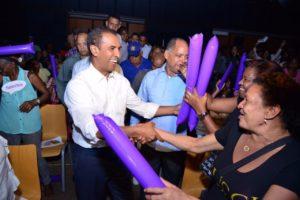 Domingo Contreras dice políticas públicas del presidente Medina conectan con la gente