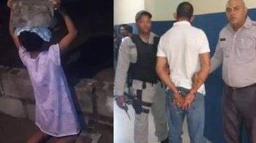 En Moca castiga hija de 7 años colocándole block en la cabeza