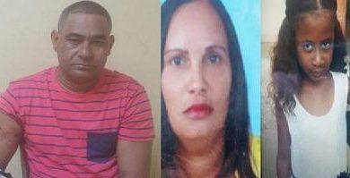 Familiares de mujer y niña asesinada, reaccionan airados, piden asesino sea puesto en libertad para aplicar justicia
