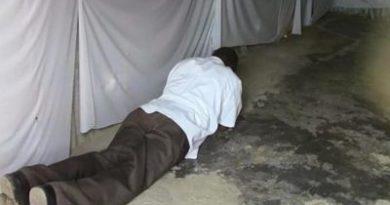 INSEGURIDAD :Hombre resulta herido mientras oraba en iglesia de Hato Mayor