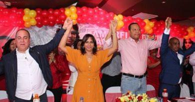 Lanza precandidatura a la Alcaldía de Santo Domingo Oeste dirigente reformista