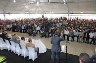 Leonel: apoyo de exjefes de la PN es a la causa de proteger la Constitución