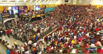 Miles de Danilistas proclaman Danilo es progreso en Espaillat