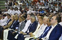 NADA NUEVO: Convención del PRD transcurre sin sorpresas; Miguel Vargas es reelegido presidente