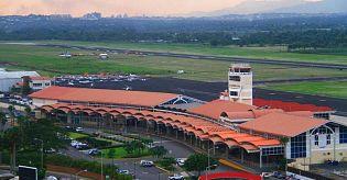 PN apresa ladrón en aeropuerto Internacional del Cibao