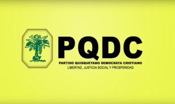 PQDC presenta cuatro precandidatospara las próximas elecciones