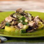 RICAS: Pollo salteado con verduras