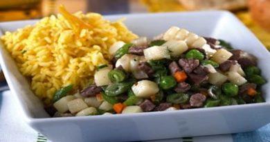 RICOSS: Guisito de carne y verduras