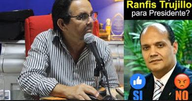 Ramfis D.Trujillo Gana Encuesta realizada por Tito Hernandez Más 90% Preferencia Electorado En Redes Sociales Como Presidente RD Para Año 2020