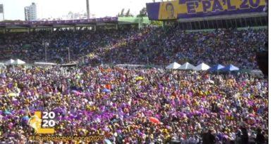 ENTRA Y MIRA EN VIVO: Acto de presentación de firmas del expresidente Leonel Fernández