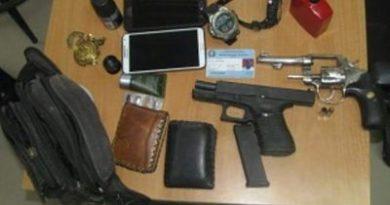 Supuesto delincuente haitiano muere en enfrentamiento a tiros con PN