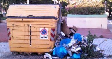 TERRIBLE: Dejan abandonado un bebé recién nacido en un contenedor de basura